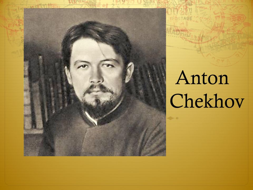 a nincompoop by anton chechov Anton pavlovich chekhov (1860–1904) was a russian playwright and short story writer who is considered to be among the greatest writers of short fiction in history his career as a playwright produced four classics, and his best short stories are.