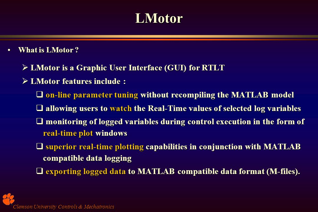Upgrade to Real Time Linux Target: A MATLAB-Based Graphical Control