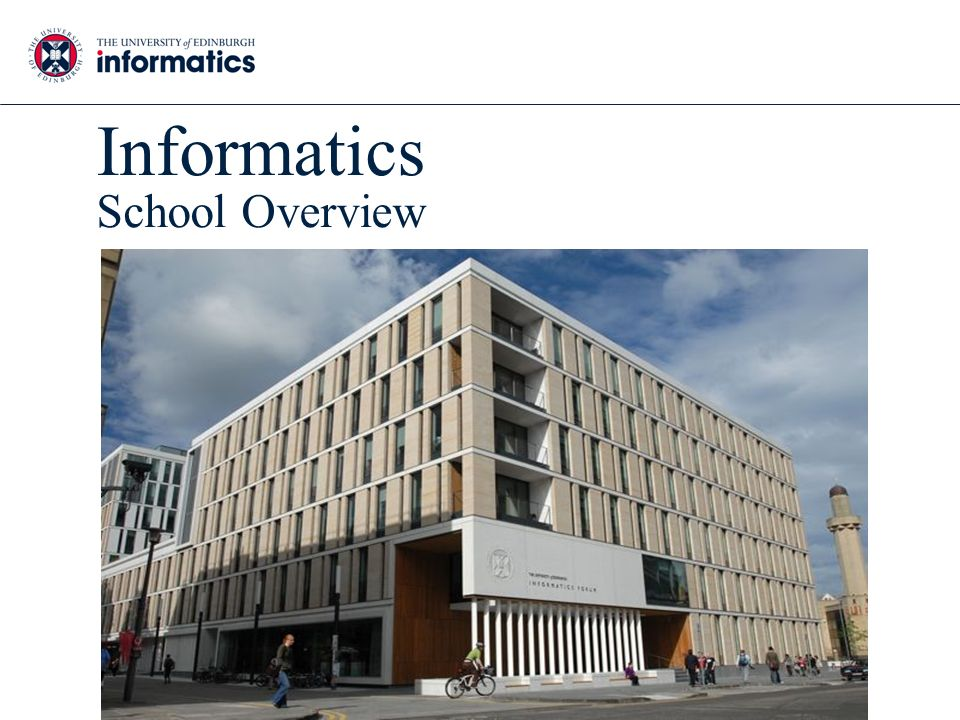 Image result for lfcs informatics edinburgh