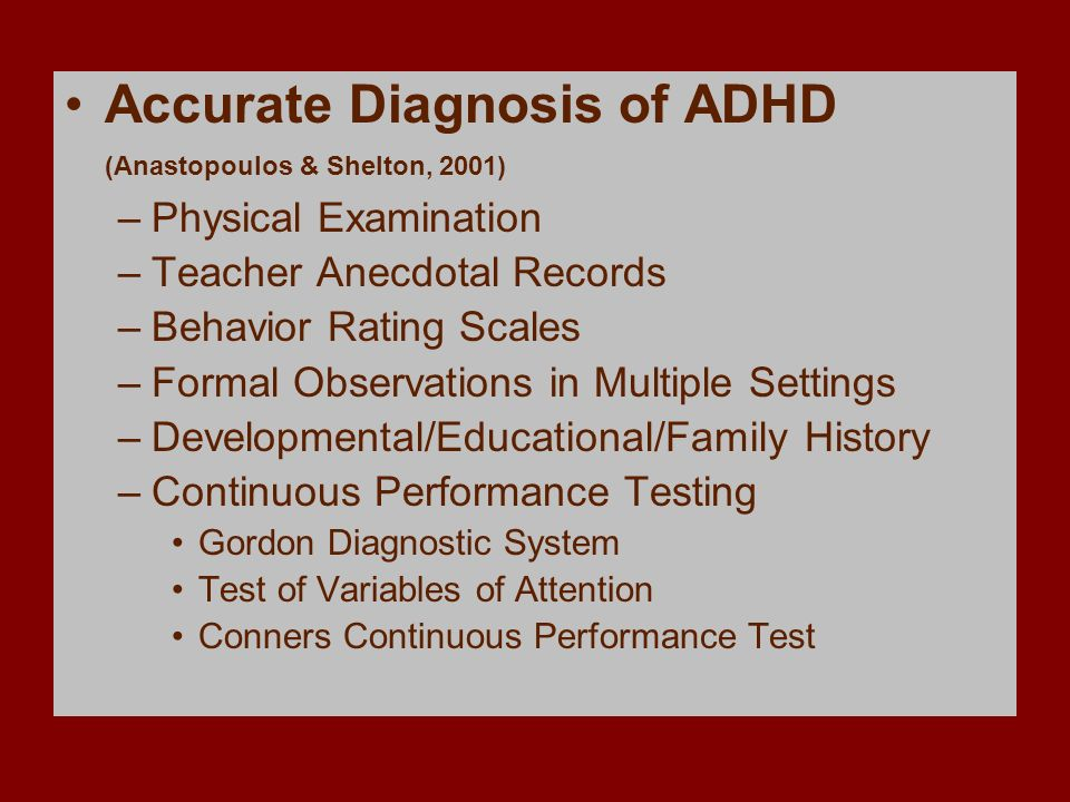 invisible clock for adhd