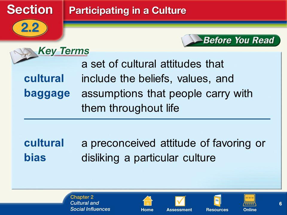 cultural baggage com