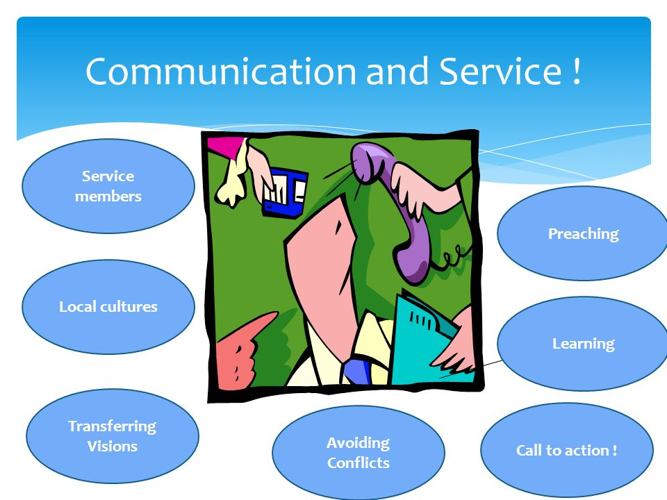 communication and service users To publish help desk service statistics (as a means of building help desk credibility) including the number of calls received, calls successfully closed, and any improvements over time to publish service success stories and end-user testimonials (toot your own horn.