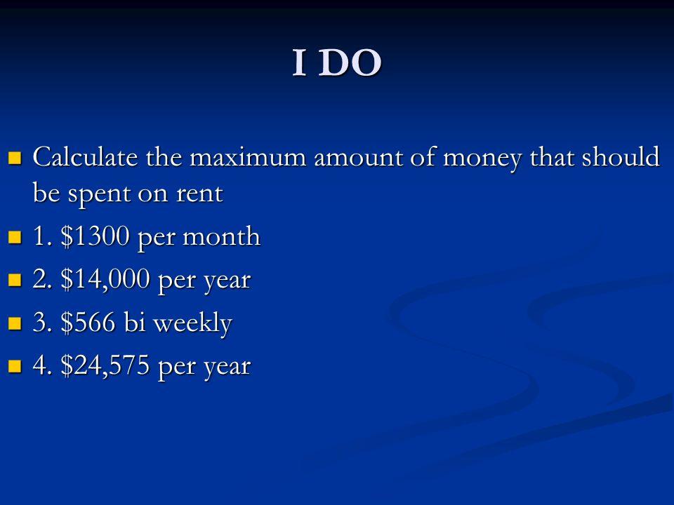 Rent affordability calculator uk.