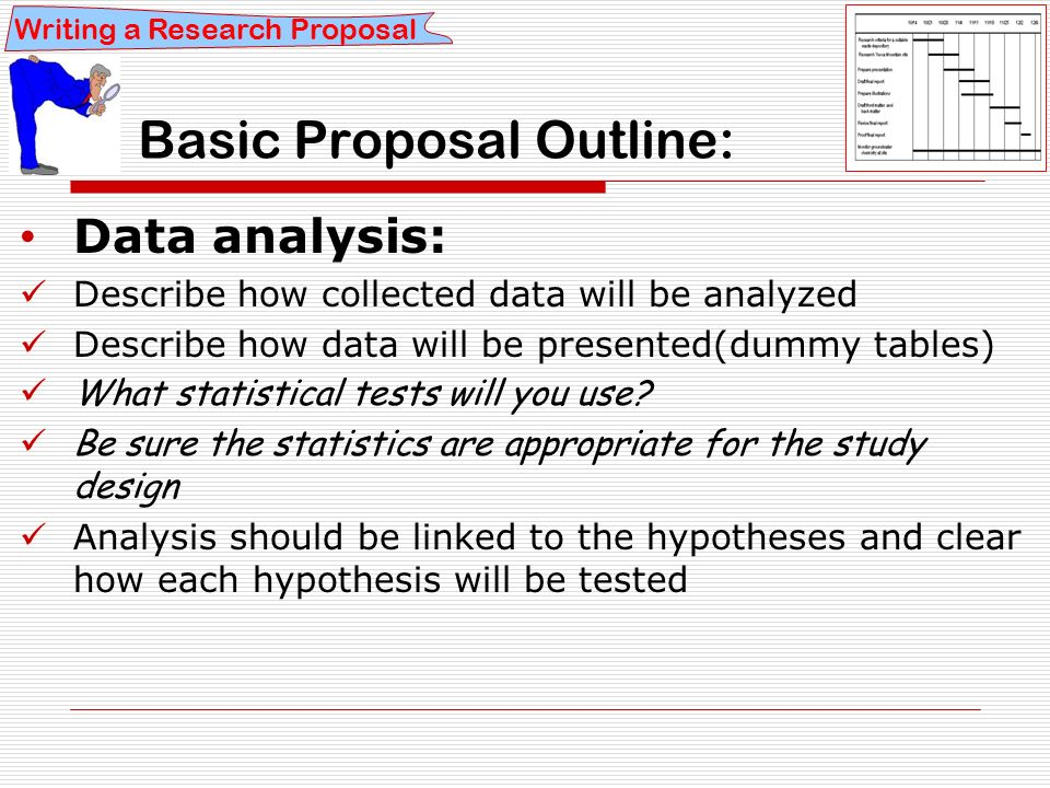 do data analysis research proposal