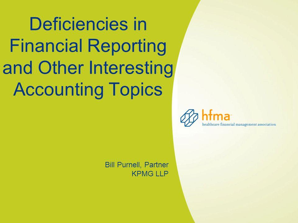 accounting topics