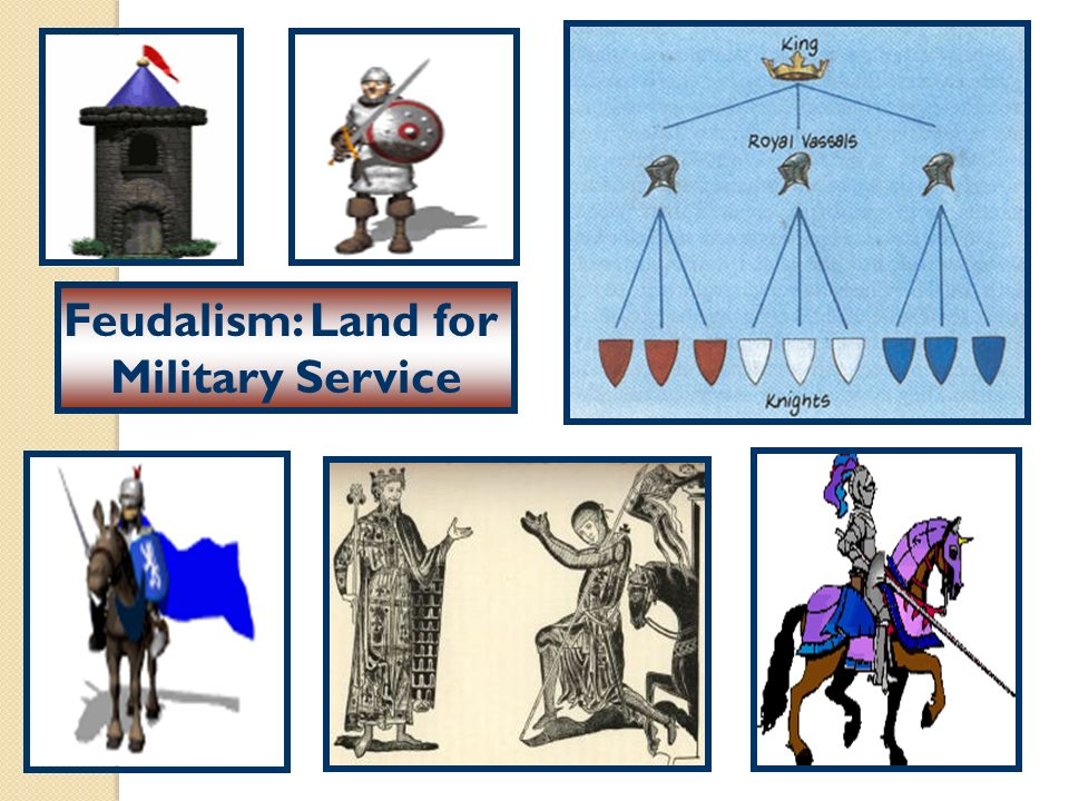Feudalism: Land for Military Service