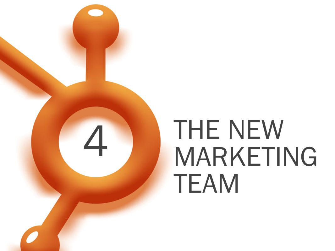THE NEW MARKETING TEAM 4