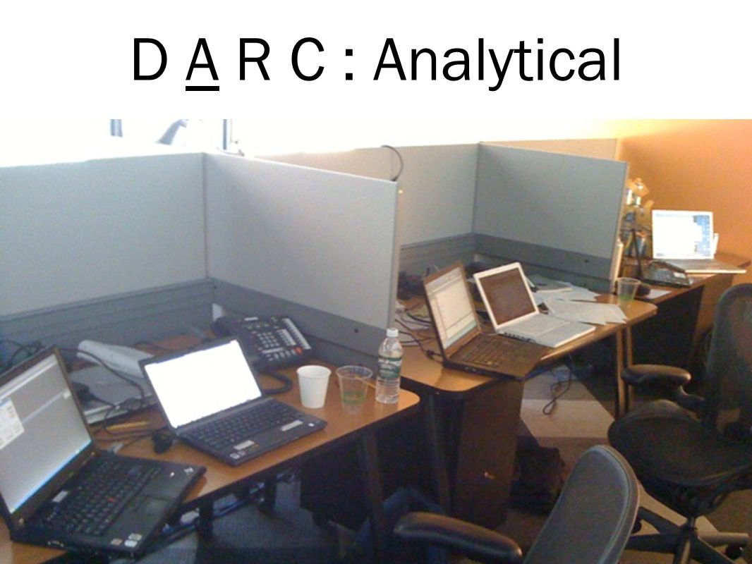 D A R C : Analytical