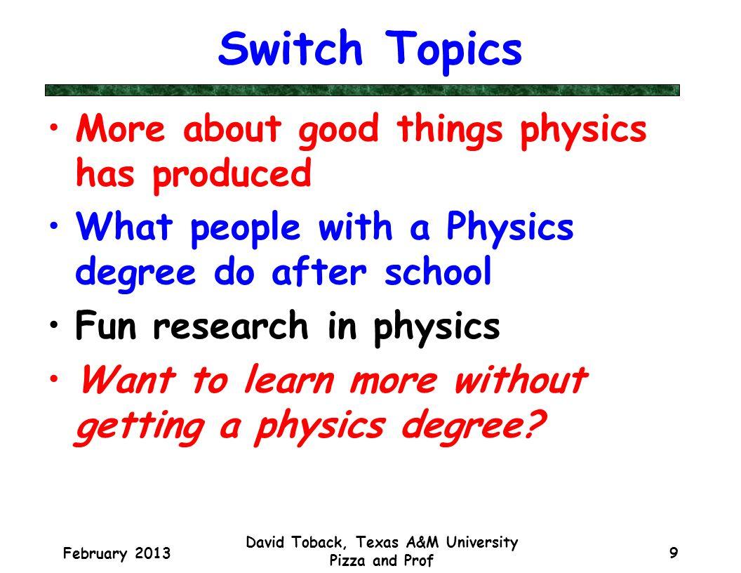 fun research topics
