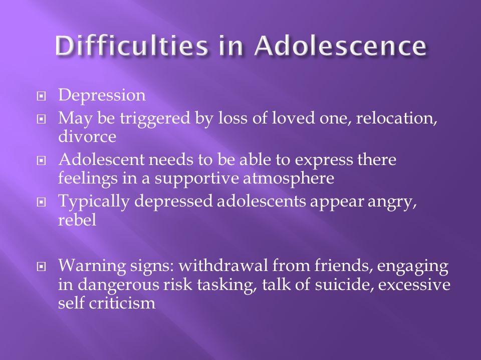 why adolescents is so difficult essay Because of the intense hormonal changes within the body.