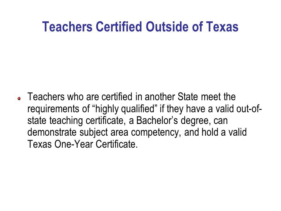 Teacher Quality Title I Paraprofessional Qualifications Ppt