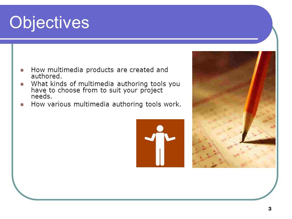 1 introduction to multimedia smm 2005 dr rabiah abdul kadir jabatan 3 3 objectives toneelgroepblik Gallery