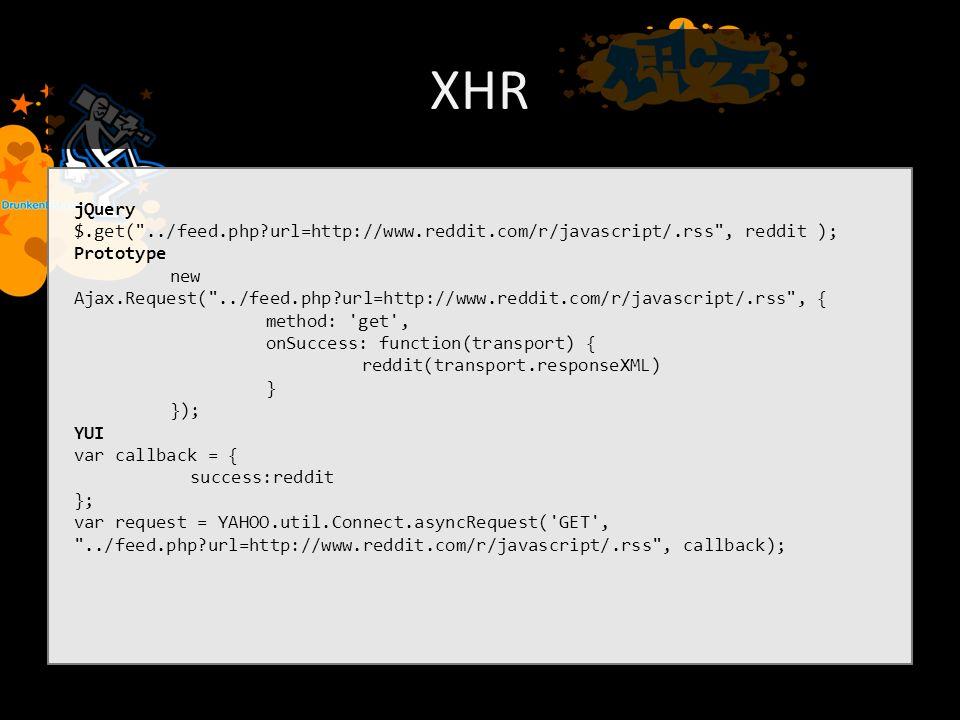 JavaScript Library Showdown Rob Larsen htmlcssjavascript com