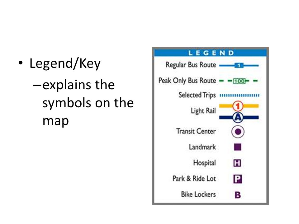 Map Skills Parts Of A Map Title Legendkey Scale Compass Rose Which