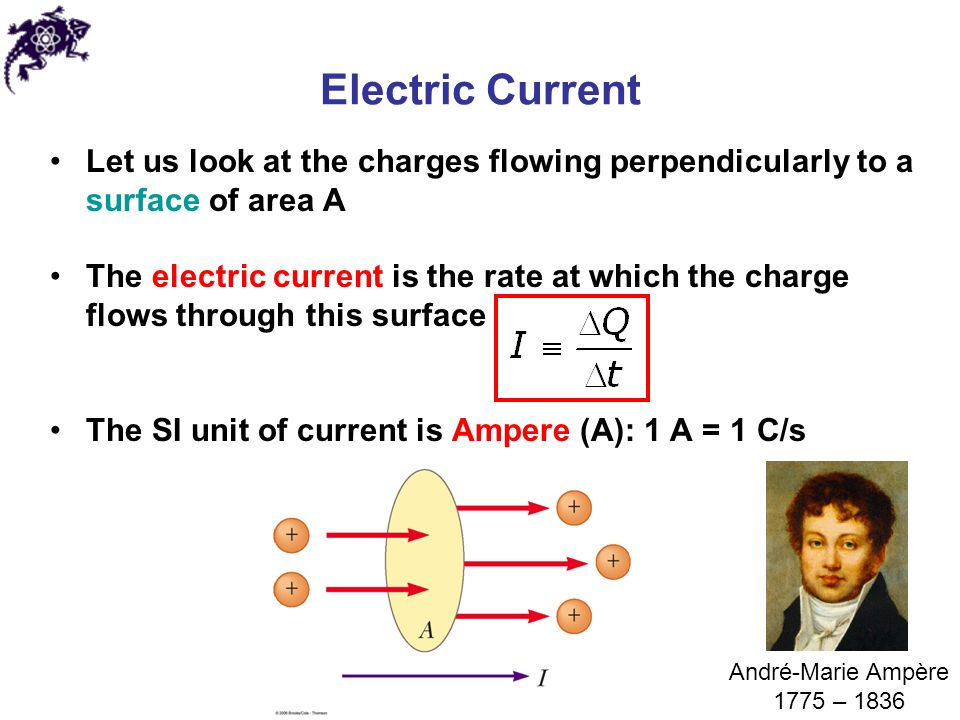 Chapter 17 Current and Resistance. Electric Current Let us look at ...