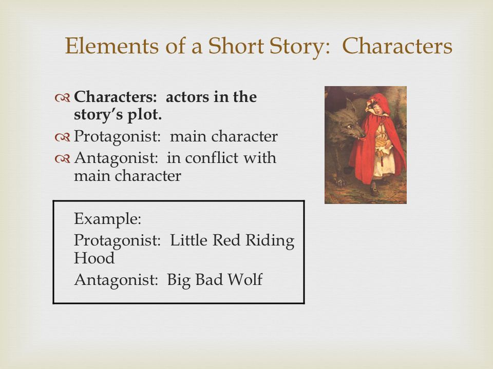 9 Th Literature And Composition Mrs Hobbs What Is A Short
