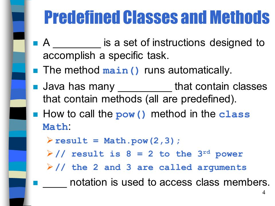 CIS 260: App Dev I  2 Objects and Reference Variables n