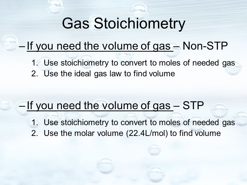 molar volume of gas essay example For example, under conditions of standard temperature and pressure (273 k and 1 atm) or stp, a 1-mole sample of any gas occupies a volume of 224 l  molar volume of a gas essay introduction molar  molar volume of a gas lab report.