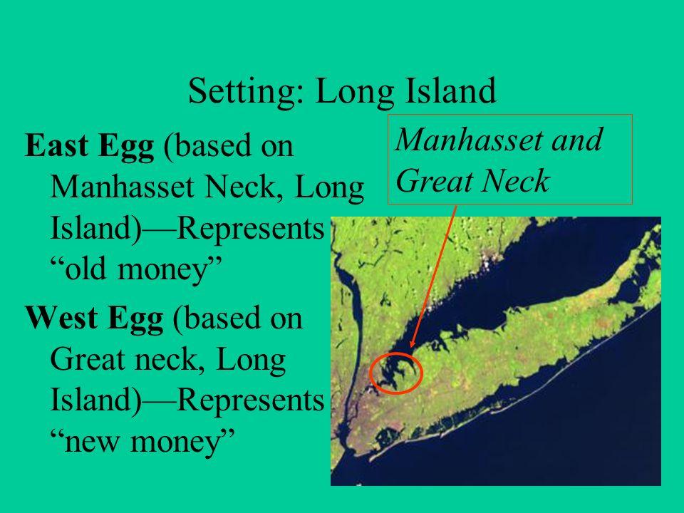 3 Setting Long Island East Egg