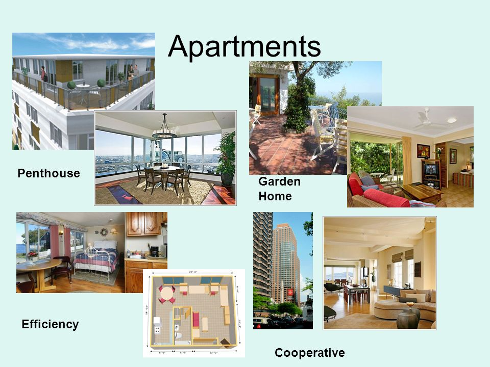 5 Apartments Garden Home Efficiency Cooperative