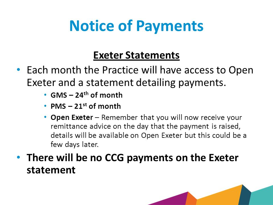 Understanding Payments Nic Hone 29 th January ppt download