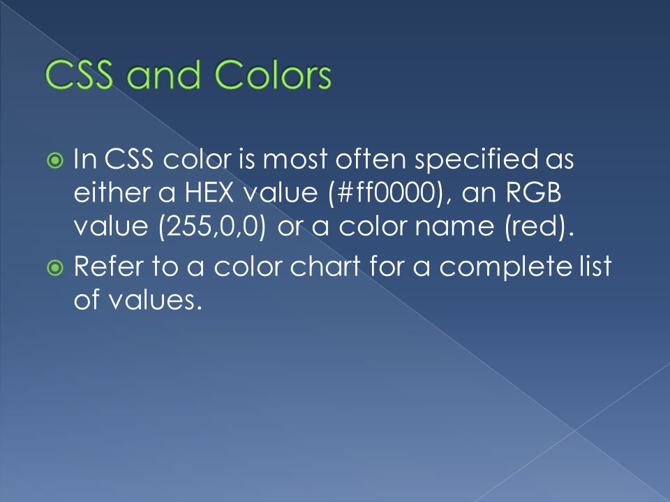 This Presentation Introduces The Following 3 Types Of Css Css