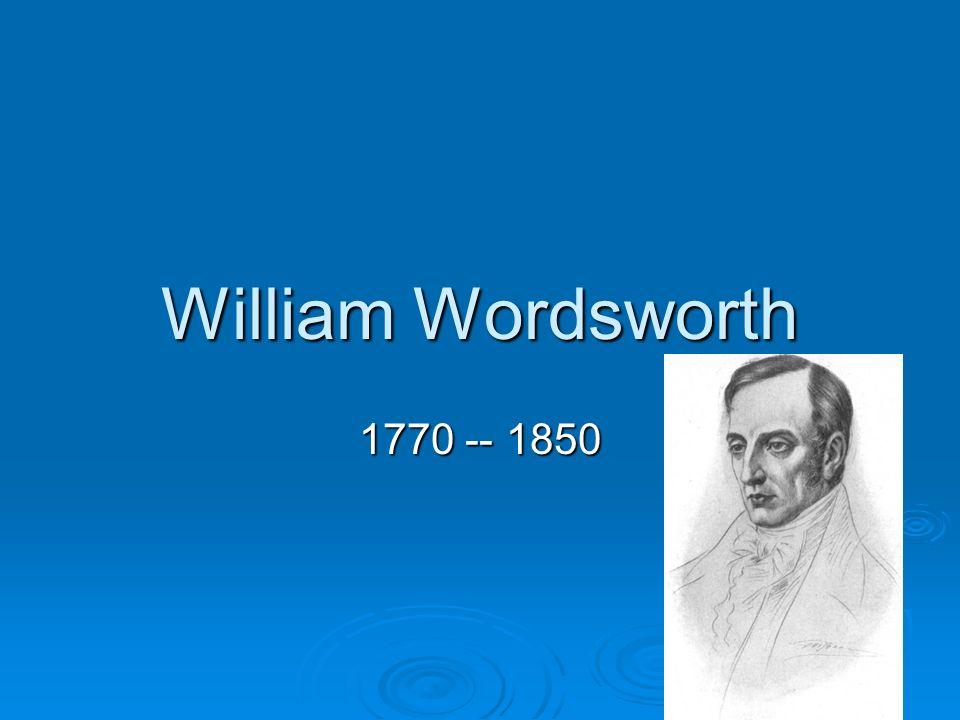 b wordsworth theme