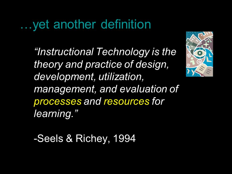 What Is Your Perception Of The Instructional Design Technology