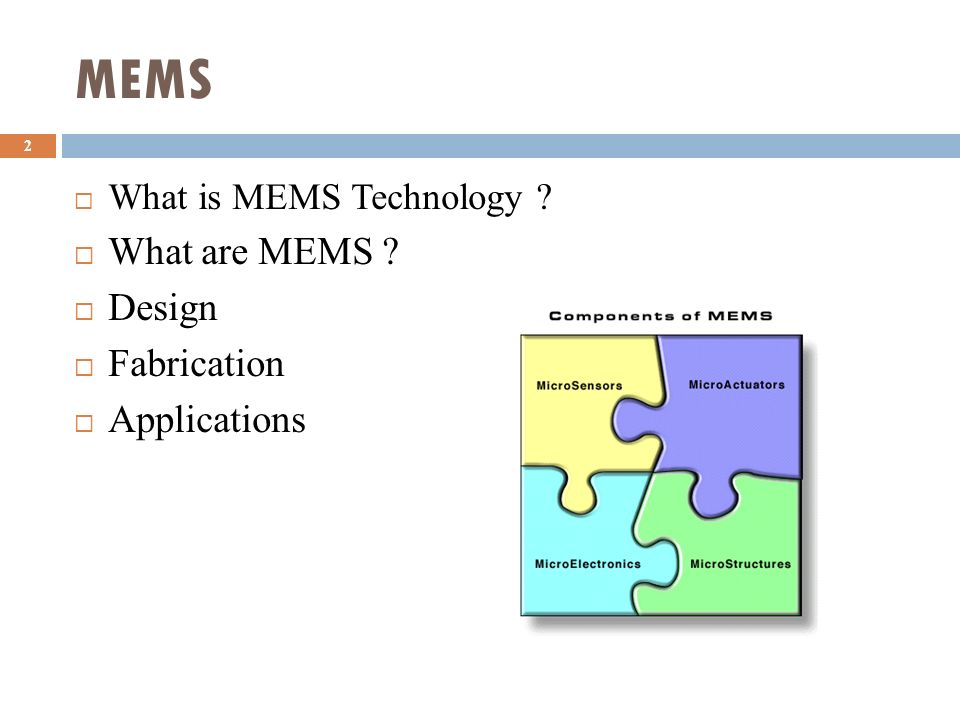 Seminar On Micro Electro Mechanical Systems Mems A Radhakrishnan Mechanical Engineering Cpt College Thiruvananthapuram Part Ppt Download