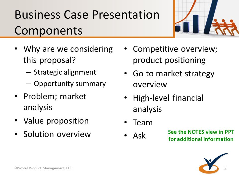 Business case presentation template business case presentation business case presentation components why are we considering this proposal wajeb Image collections
