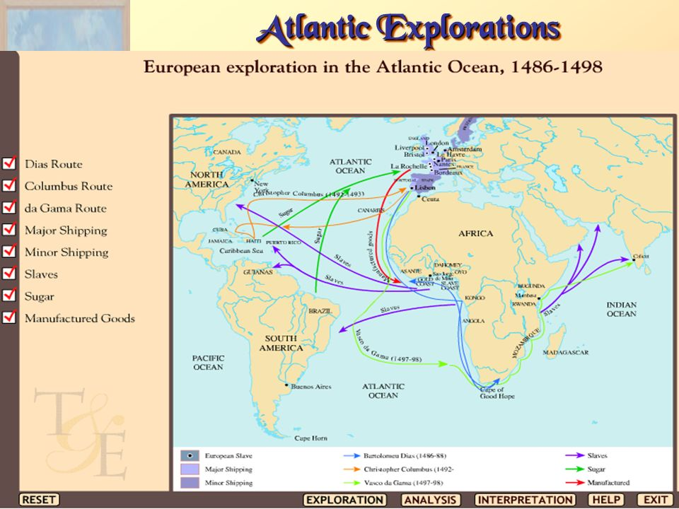 Atlantic Explorations