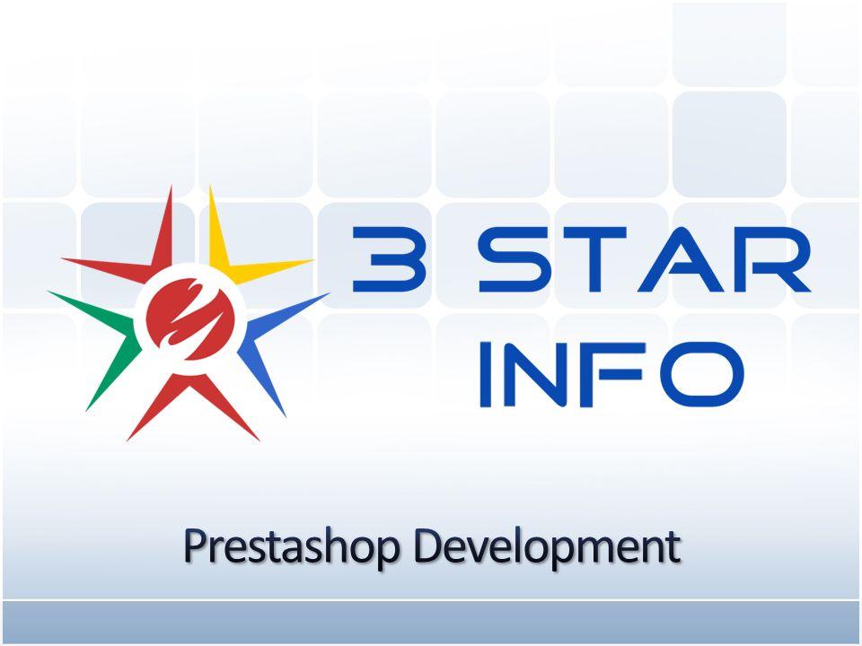 Prestashop is an open source e-commerce application. It is written ...