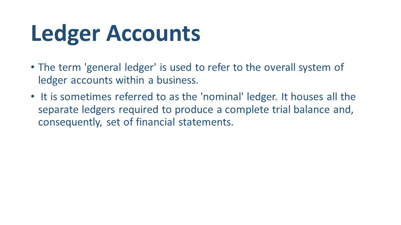 recording basic transactions chapter three ledger accounts in