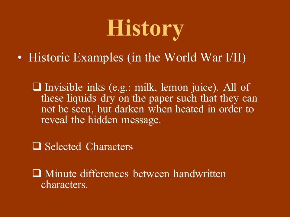 image steganography history