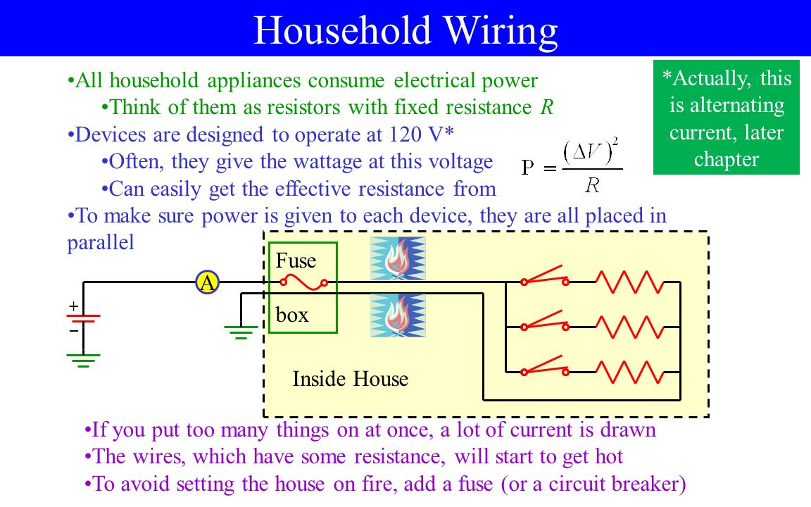 Circuit Basics Direct Current Dc Circuits 15 V Wire Open House Wiring Voltage Formula Ammeters