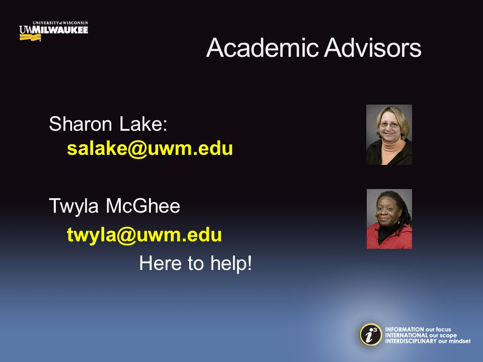 University Of Wisconsin Milwaukee Mlis Orientation Ischool Uwm Edu