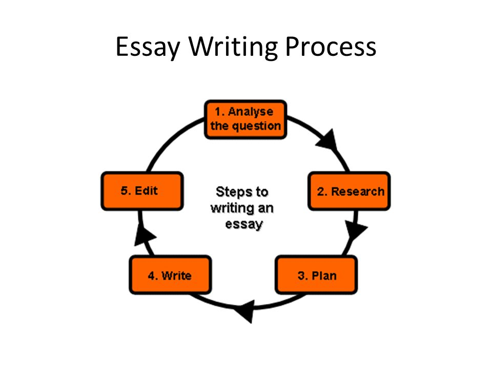 Essay Writing Process