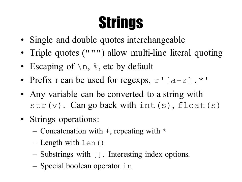 Python Another CGI  Strings Single and double quotes