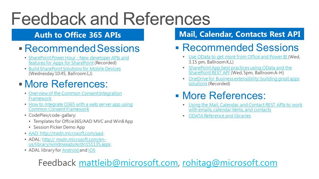 Office 365 Platform Flexible Tools Each Office 365 Workload API
