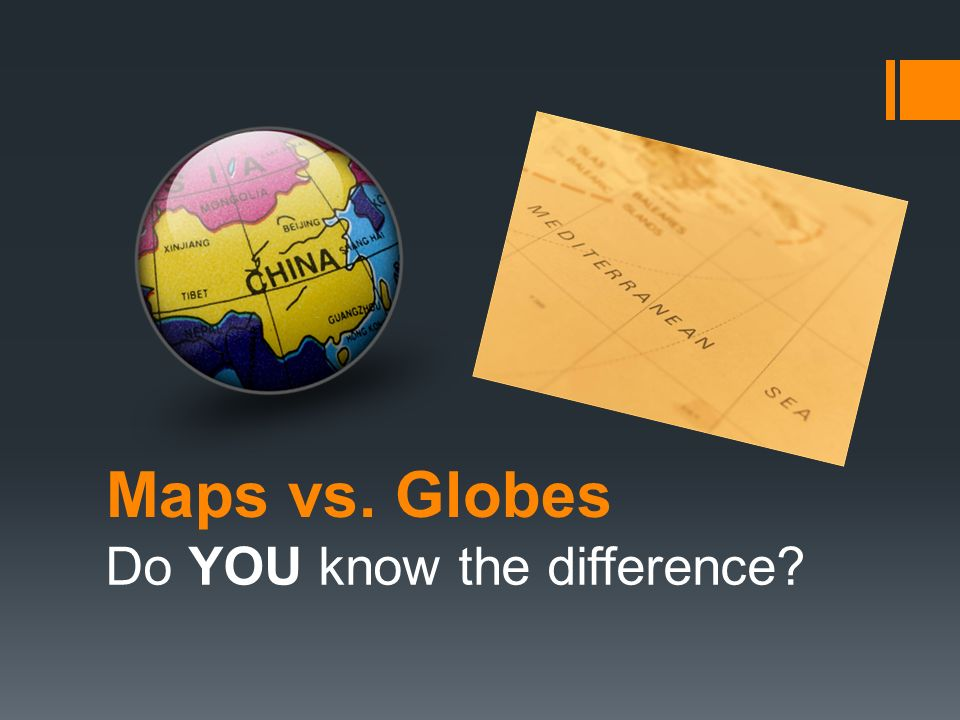 Maps vs globes do you know the difference the tools that 1 maps vs ccuart Choice Image