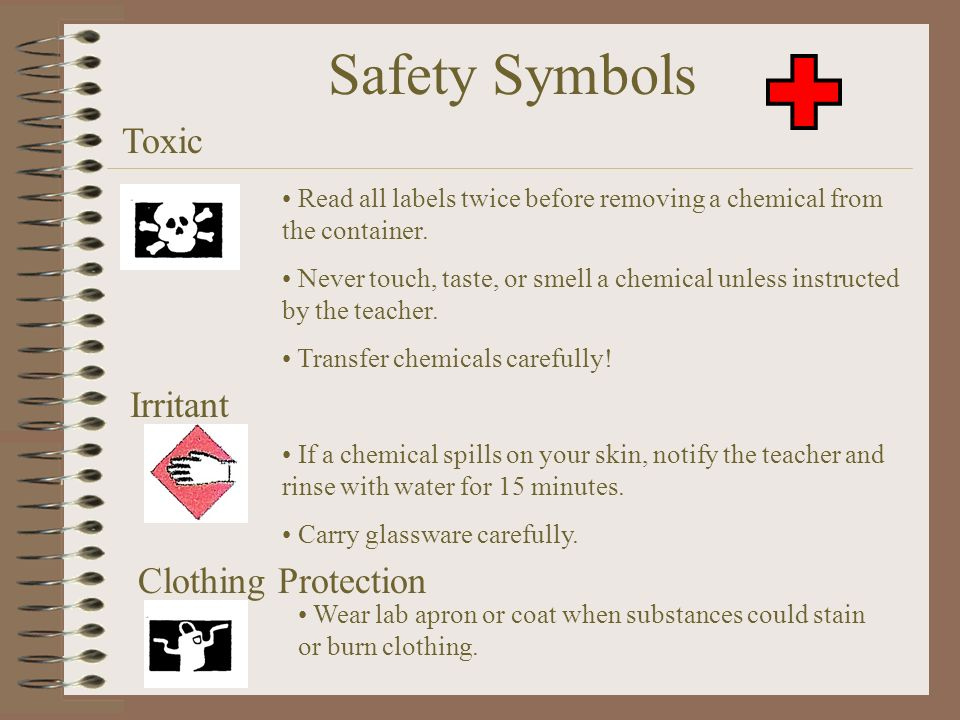 Safety In The Science Lab Rules And Symbols Lab Safety Everyone Is