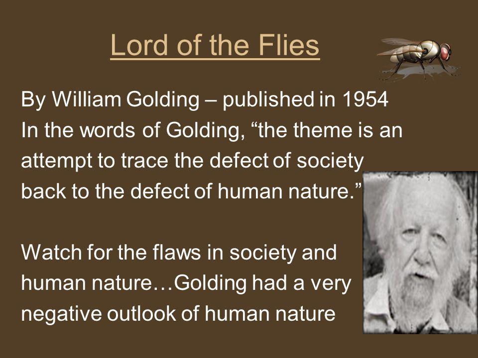 william golding themes
