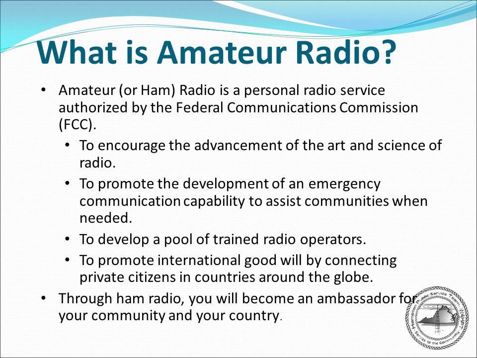 How to Become an Amateur Radio Operator KV5R. COM
