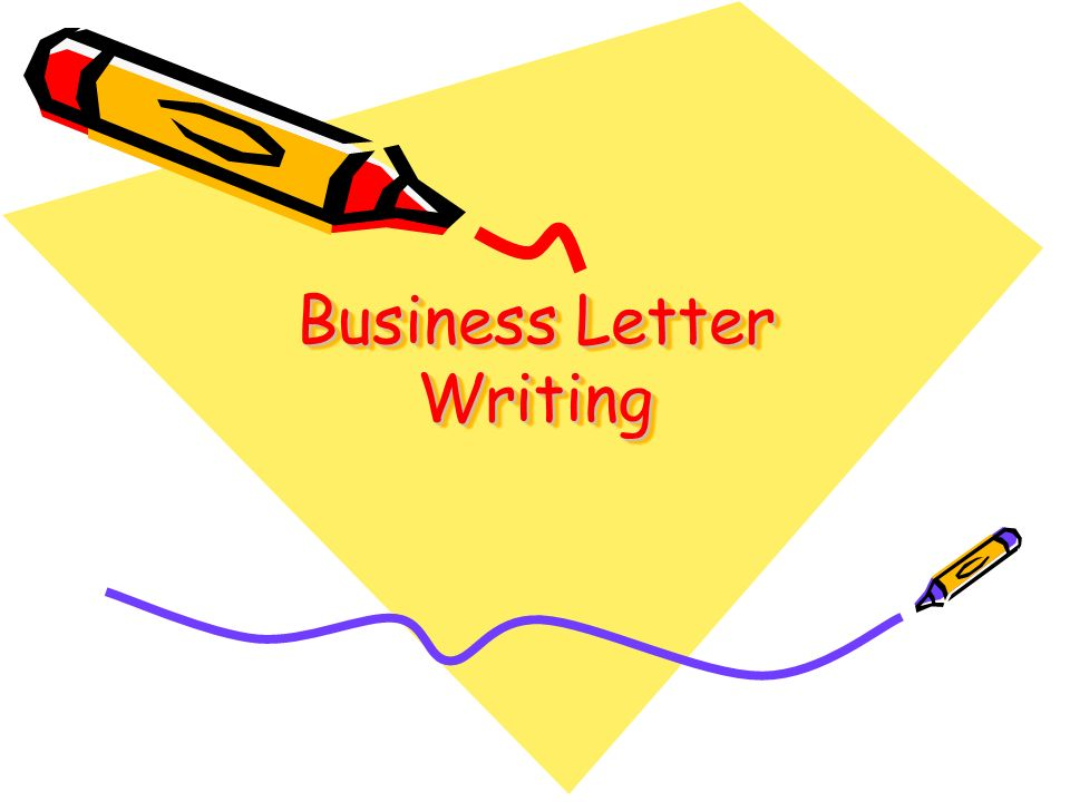 Business letter writing when to use a business letter request or 1 business letter writing altavistaventures Images
