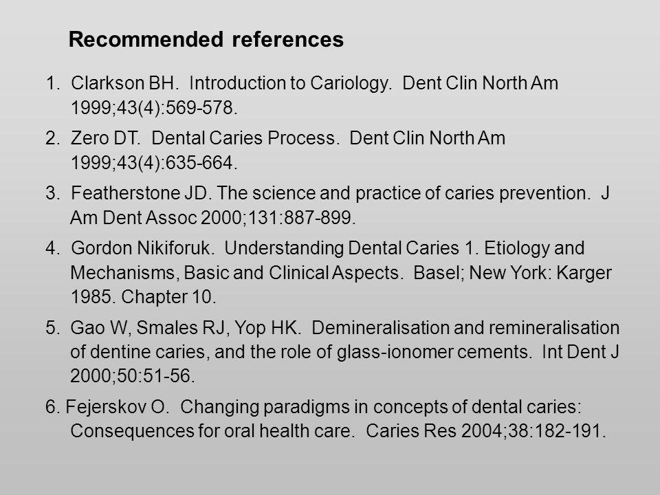 Daranee Versluis Tantbirojn Dent 5302 Topics In Dental Biochemistry