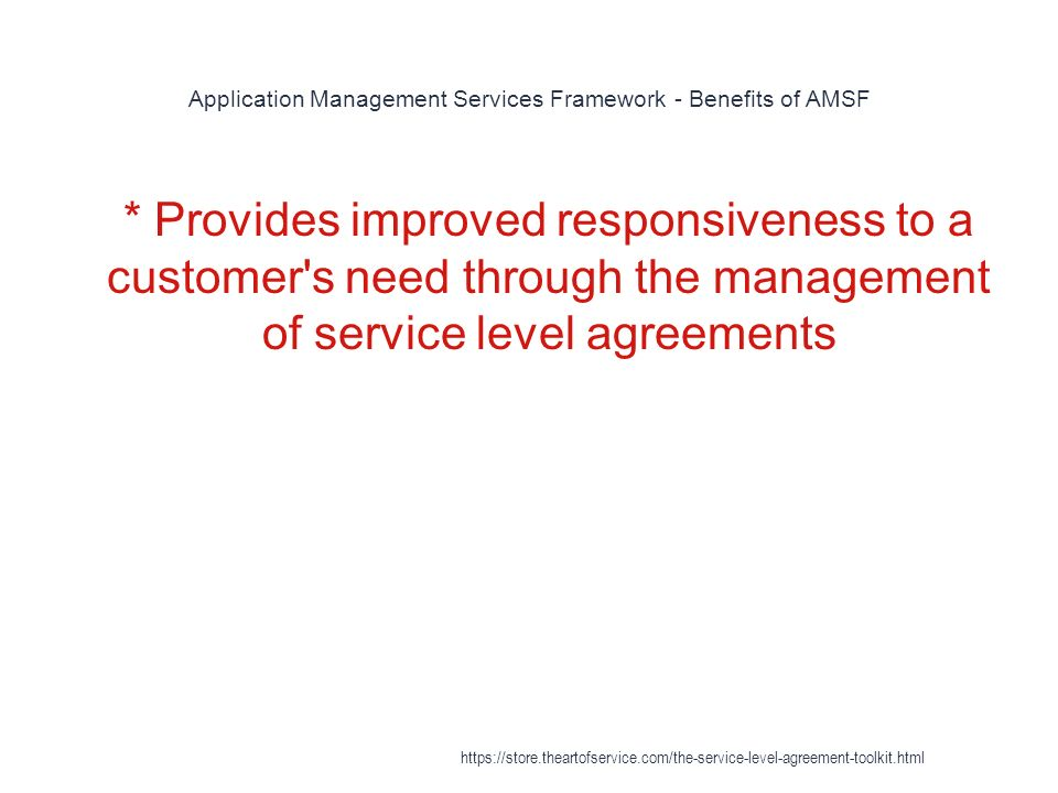 Service Level Agreement Ppt Download