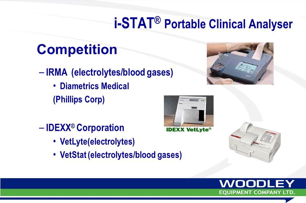 Idexx Blood Machines