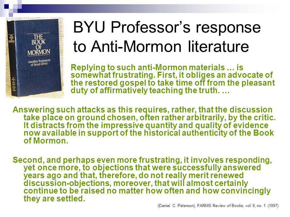 Image result for anti-mormon literature
