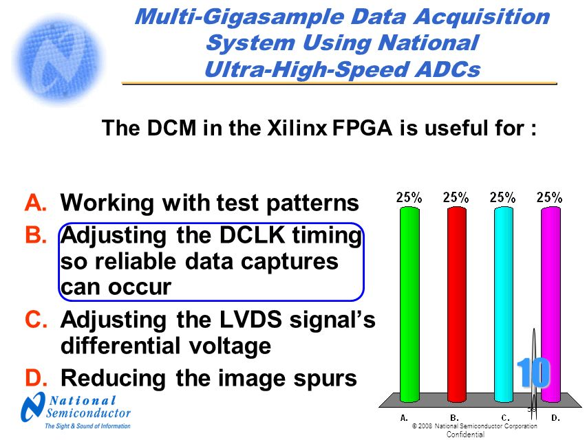 1 Multi-Gigasample Data Acquisition System Using National