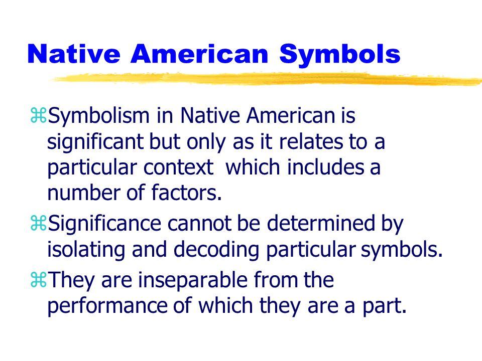 Native American Symbols Beyond Aesthetics Native American Symbols